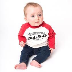 Personalised Super Duper Sibling T-Shirt