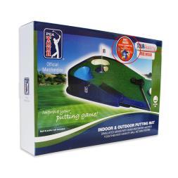 PGA Tour Indoor And Outdoor Putt Mat