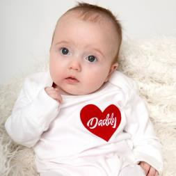 A Special Kind Of Love Baby Grow