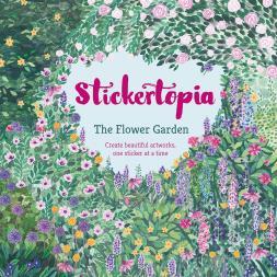 StickerTopia - The Flower Garden