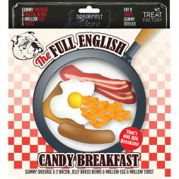 The Full English Candy Breakfast