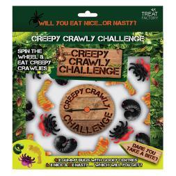 Creepy Crawly Challenge