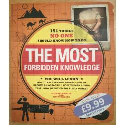 The Most Forbidden Knowledge