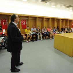 Adult Legends Tour of Emirates Stadium