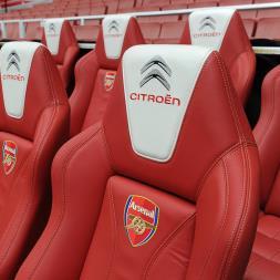 Family Tour of Emirates Stadium