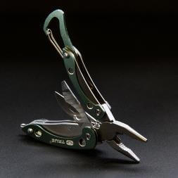 ClipTool - Stainless Steel Multi Tool Keyring