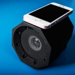 Wireless Touch Speaker - Boombox