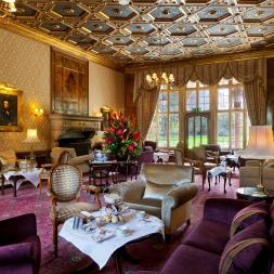 Afternoon Tea for Two at Tylney Hall