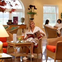 One Night Spa Break with Treatment and Dinner for Two at Whittlebury Hall