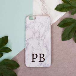 Personalised Marble Phone Case