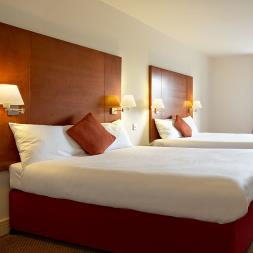 One Night Break at Mercure Cardiff Holland House Hotel and Spa