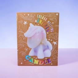 Unicorn Candle
