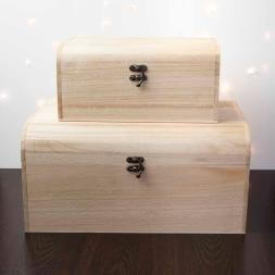 Personalised Traditional Christmas Eve Chest