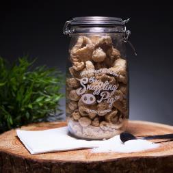 Perfectly Salted Pork Crackling Gift Jar