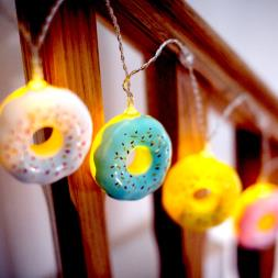 Doughnut Fairy Lights