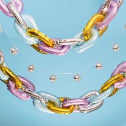 Balloon Chain Garland