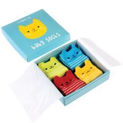 Kitten Baby Socks