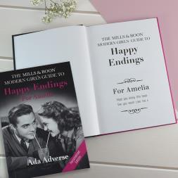 Personalised Mills & Boon Girls Guide - Happy Endings