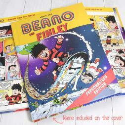 Personalised Beano Book