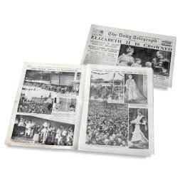 Original Archive Newspaper
