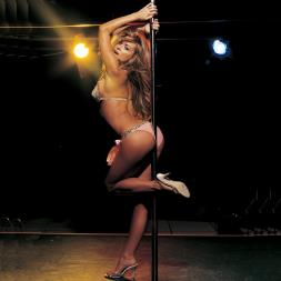 Professional Pole Dancing Pole by Carmen Electra