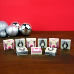 Chocolate Reindeers & Penguins