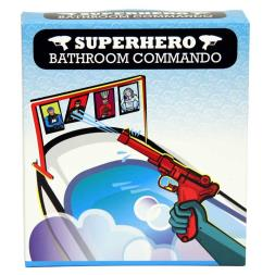 Superhero Bathroom Commando