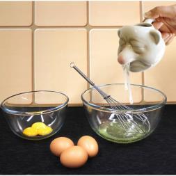 Bogey Man - Egg Yolk Separator