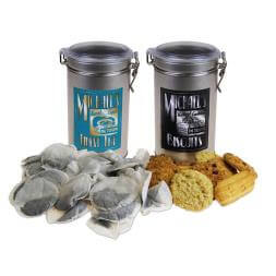 Personalised Tea and Biscuits Set